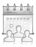 OSMX - Gruppenkalender
